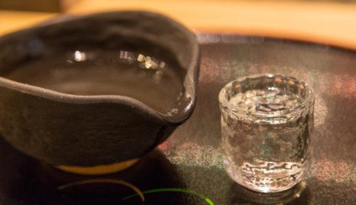 2019日本酒のグラス選びで美味しさを比較!おしゃれな酒器で地酒を楽しもう