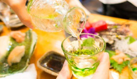 冷酒は飲み方と器にこだわる!美味しさを倍増させるお酒の楽しみ方